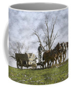 Off To The Field Coffee Mug