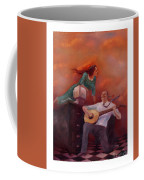 Office Romance Coffee Mug
