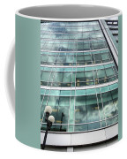 Office View Coffee Mug by Dan Sproul