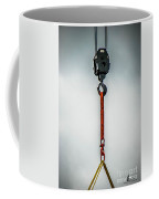 Offshore Boat Lift Coffee Mug