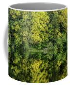 Ogle Lake Reflections 2 Coffee Mug