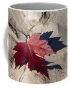 Oh Canada Maple Leaf Coffee Mug