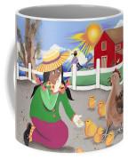 Oh Chick Coffee Mug
