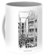 Oh Dear, The Bell! We Have To Go Back Coffee Mug