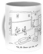 Oh, Mr. Benson - You Ride, Too! Coffee Mug