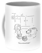 Oh No, Not Homework Again Coffee Mug