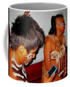 Oh The Irony Coffee Mug