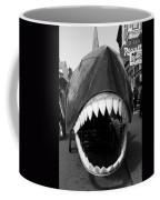 Oh The Shark Bites Coffee Mug