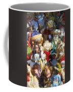 Oh Those Dolls Coffee Mug
