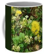'ohi 'a Lehua And Buds Coffee Mug