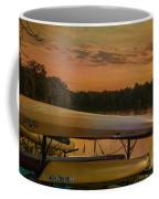 Ohio Autumn In Orange Coffee Mug