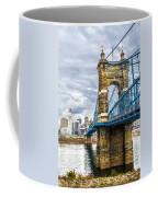 Ohio River Bridge Coffee Mug