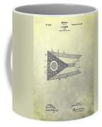 Ohio State Flag Design Coffee Mug