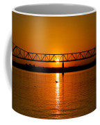 Ohio Sunset Coffee Mug