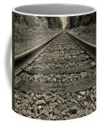 Ohio Train Tracks Coffee Mug
