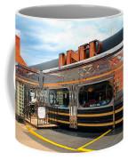 Ohio University Court Street Diner Coffee Mug