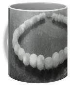 Ohrid Pearls Necklace Coffee Mug