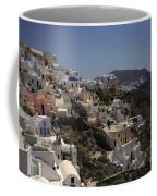 Oia By Day Coffee Mug