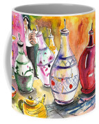 Oil Dispensers From Taormina Coffee Mug
