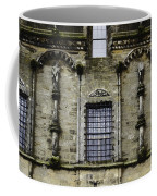 Oil Painting - Renaissance Styled Statues On Royal Palace In Stirling Castle Coffee Mug