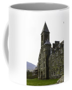 Oil Painting - Repair Of The Benedictine Abbey At Fort Augustus Now Apartments Coffee Mug