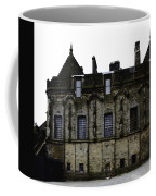 Oil Painting - The Royal Palace Inside Stirling Castle In Scotland Coffee Mug