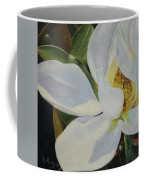 Oil Painting - Sydney's Magnolia Coffee Mug