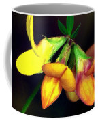 Yellow And Orange Trefoil  Coffee Mug