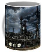 Oil Refinery Sinclair Wyoming Coffee Mug
