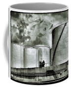 Oil Storage Tanks 1 Coffee Mug