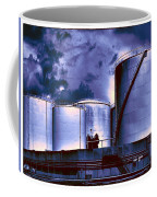 Oil Storage Tanks 2 Coffee Mug