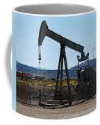Oil Well  Pumper Coffee Mug