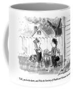 O.k., You Be The Doctor, And I'll Coffee Mug