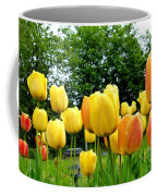 Okanagan Valley Tulips Coffee Mug