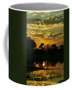Okavango Sunset Coffee Mug