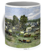 Oklahoma City, 1889 Coffee Mug