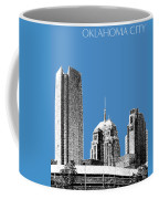 Oklahoma City Skyline - Slate Coffee Mug