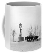 Oklahoma Dust Bowl, 1936 Coffee Mug