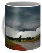 Oklahoma Wall Cloud Coffee Mug
