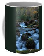 Okonoluftee Mountain Stream Coffee Mug