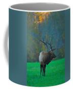 Okonoluftee Elk Coffee Mug