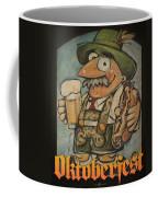 Oktoberfest Guy Poster Coffee Mug
