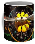 Old Airplane Propellers Coffee Mug