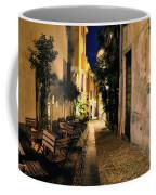 Old Alley At Night Coffee Mug