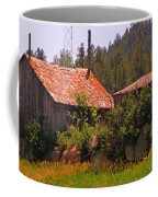 Old And Abandoned In The Country Coffee Mug