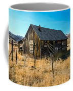 Old And Forgotten Coffee Mug by Robert Bales