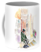 Old And Lonely In Salamanca Coffee Mug