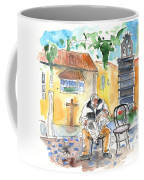 Old And Lonely In Tenerife 01 Coffee Mug
