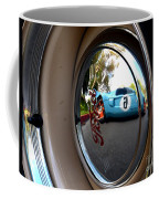 Old And New Ford Hotrods Coffee Mug