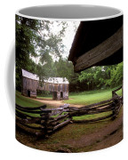 Old Appalachian Barn Yard Coffee Mug